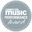 Computer Music Performance Award logo
