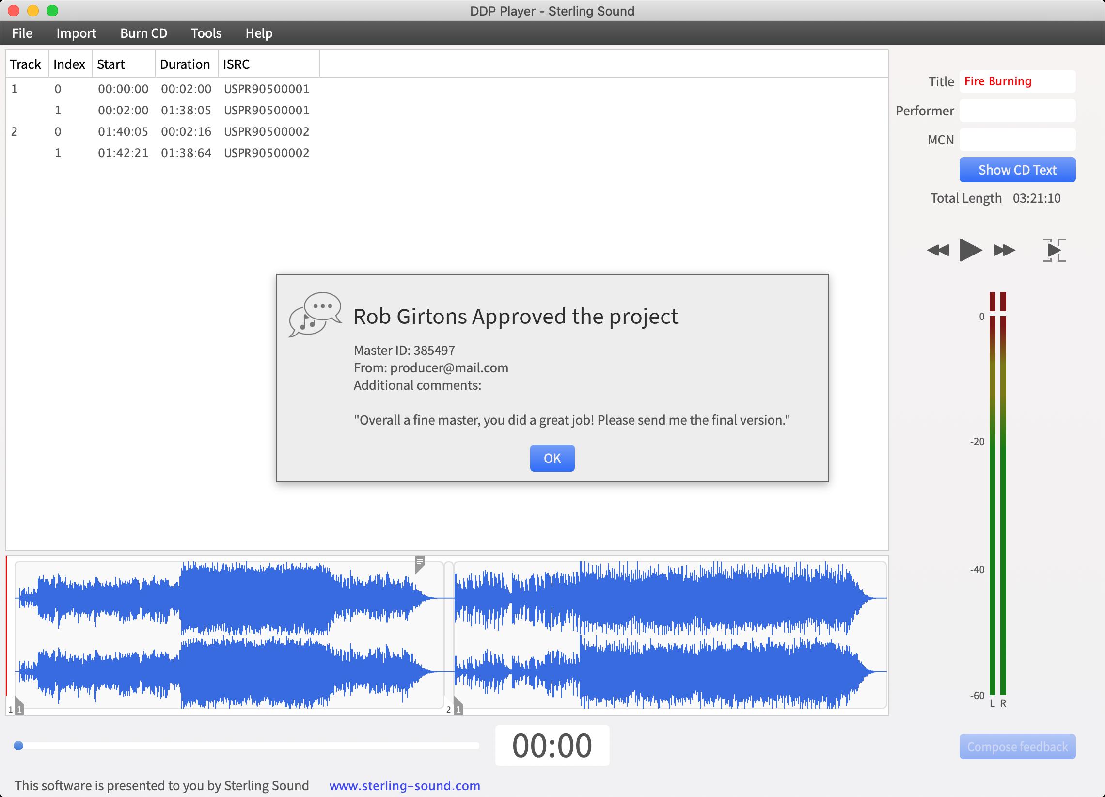 Sonoris Audio Engineering – Professional Mastering Software
